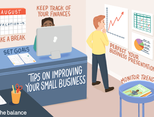 Tips to Help Small Business Owners